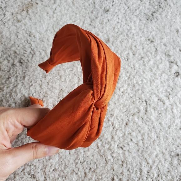 Handmade twisted headband